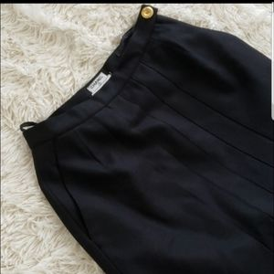 CHANEL Skirts - CHANEL VINTAGE PLEADED SKIRT